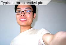 Extended Arm