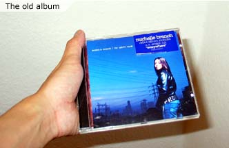 The previous Michelle Branch album